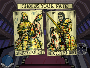 Choose your fate